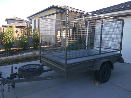Trailer for hire in Googong Size 9*5 Googong Queanbeyan Area Preview