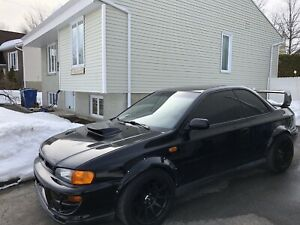 Subaru Impreza 2001 2.5rs canadien  gc8