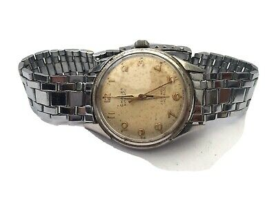 Vintage Chalet Automatic Watch 25 Jewels Incabloc Working
