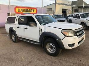 WRECKING 2009 FORD PK RANGER RWD 3.0L DIESEL DUAL CAB AUTOMATIC North St Marys Penrith Area Preview