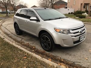 2013 Ford Edge SEL Navigation Pano Roof Heated Seats AWD