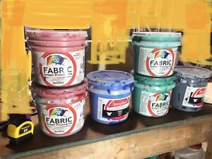 Discounted screen printing ink