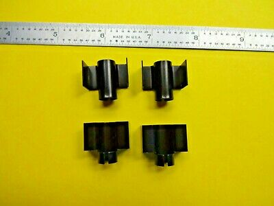 To-5 To-39 Transistor Heat Sink 4pk Dynaco Hafler Others
