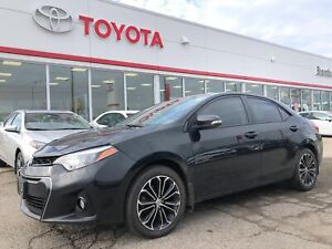 2016 Toyota Corolla S, Sunroof, Upgraded Wheels, Tinted, BU Came