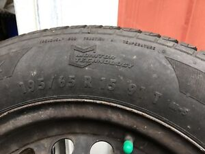 All season tires for sale  with steel rims