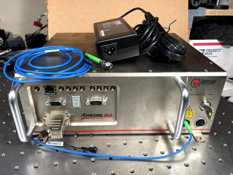 Toptica iChrome MLE-LFD Laser Engine 488, 640nm Diode SP Excelsior DPSS 561nm #2