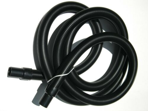 """Carpet Cleaning 15ft Extractor Vacuum Hose 1.5"""" Blk"""