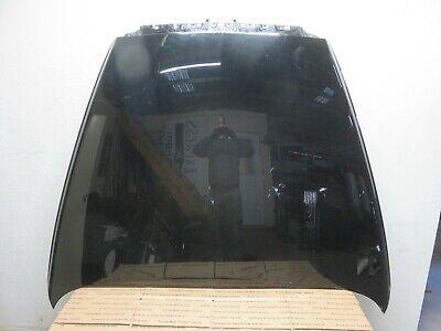 04- 10 BENTLEY CONTINENTAL FLYING SPUR GT GTC HOOD BONNET BLACK OEM