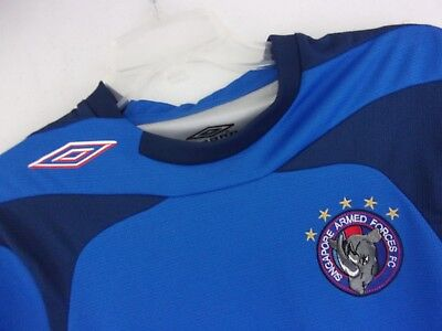 Singapore Armed Forces FC Warriors Jersey Shirt Umbro Mens Small image