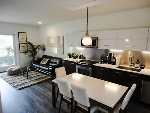 Fully furnished downtown condo with free month rent