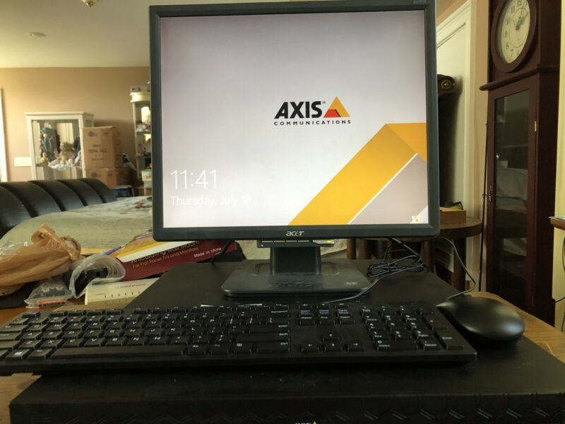 Axis S2024 NVR - 24 camera w/POE