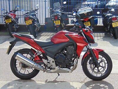 Honda CB500F-A