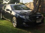 Ford FG XR6 Limited edition sedan, 2011 Heidelberg Heights Banyule Area Preview