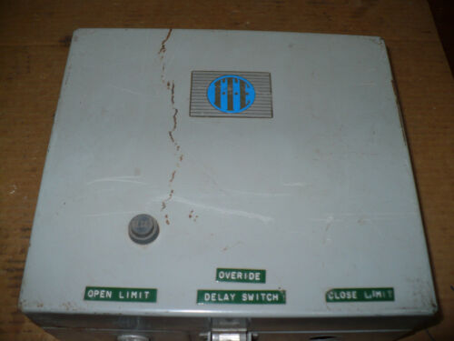 ITE A113C12 Size 0 Reversing Contactor, 120 Volt Coil, Used