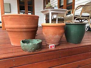 Garden pots Kingston Beach Kingborough Area Preview