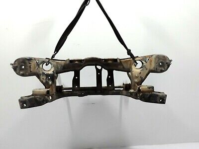 2013 VOLVO V40 CROSS COUNTRY REAR SUSPENSION FRAME CROSS MEMBER 31360772