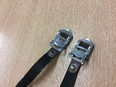 Zefal Vintage Leather Straps Toe Straps Zefal Leather Vintage Bu370mm