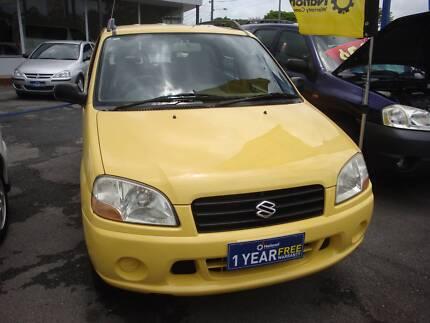 2002 Suzuki Ignis Hatchback