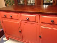 Custom Furniture Finishes & Upholstery Services is