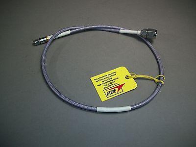 Gore-tex Precision Tnc To Sma Cable 28 Mm Aerospace Grade Microwave Coaxial