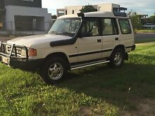 1998 LANDROVER DISC-1 4X4 TURBO DIESEL MECHANICALLY A-1 COLD AIR Bayview Darwin City Preview