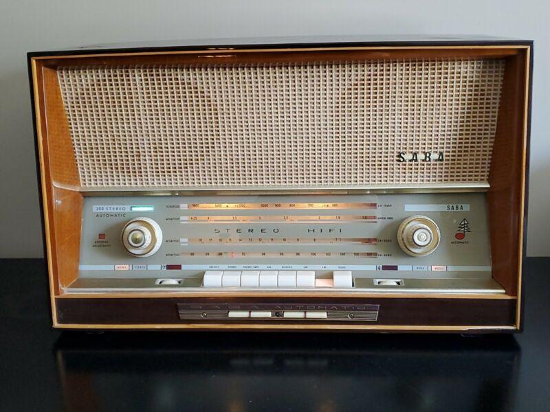 Saba 300 Automatic Stereo 11 RARE!!!