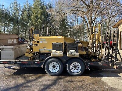 1998 Vermeer 7x11 Directional Drill Setup
