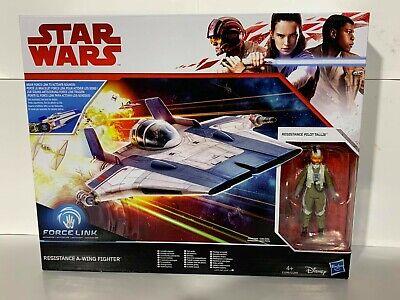 Star Wars - The Last Jedi - A-Wing Fighter