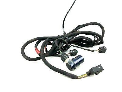 BMW 5 Series Rear Bumper Parking Assistance PDC Sensor Wiring Loom Unit 5687920