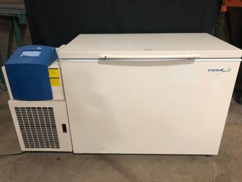 VWR Laboratory Chest Freezer -40°C 27 Cubic Foot Capacity