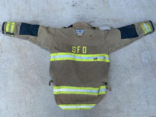Morning Pride Firefighter Turnout Jacket Size 40 Model No. BPR3232TZ