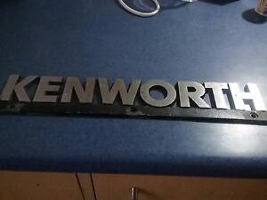 Kenworth genuine truck badge Labrador Gold Coast City Preview