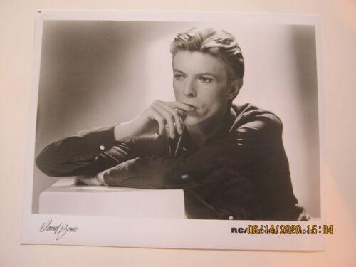 "David Bowie RCA Promo Photo ""CHANGESONEBOWIE"" Session 8"" x 10"" B&W MINT! RARE!"