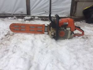 Sthil chainsaw