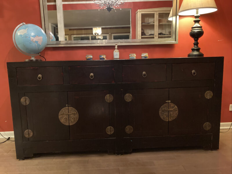 Asian-style Credenza by Henredon