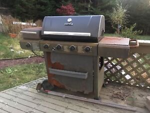 Old working BBQ