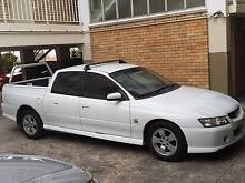 2005 Holden Crewman Ute Neutral Bay North Sydney Area Preview