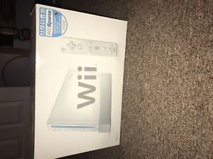 wii complete in box
