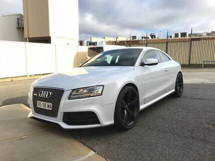 2011 Audi RS5 Limited Edition **12 MONTH WARRANTY** West Perth Perth City Area Preview
