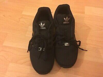 Junior's Adidas torsion Zx Flux trainers size 5