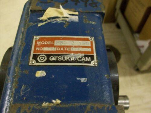 OTSUKA CAM   OP80 3 120   INDEX CAM