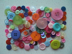 Mixed-buttons-mixed-sizes-colours-50-grams-approx-60-free-2nd-class-P-P