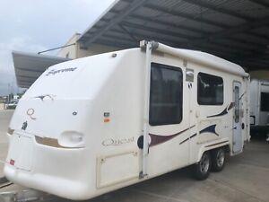 2005 Supreme Quest Caravan 19' Burpengary Caboolture Area Preview