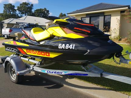2015 Seadoo GTR 215