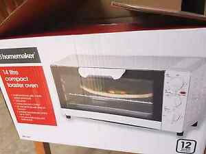 Hardly used 14 litre compact toaster oven Strathfield Strathfield Area Preview