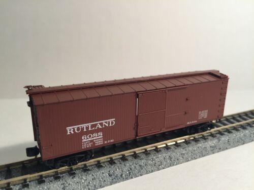 Micro-Trains 39130 Rutland Boxcar, N Gauge