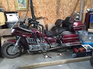Very Well Kept 1985 Honda Goldwing Interstate