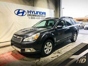 SUBARU OUTBACK TOURING AWD + CUIR + MAGS + TOIT + WOW !