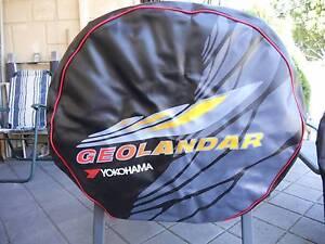 GEOLANDAR SPARE WHEEL COVER Marangaroo Wanneroo Area Preview