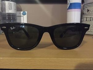 Ray bans not even a month old will trade